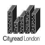Cityread Logo B&W HI RES FOR PRINT