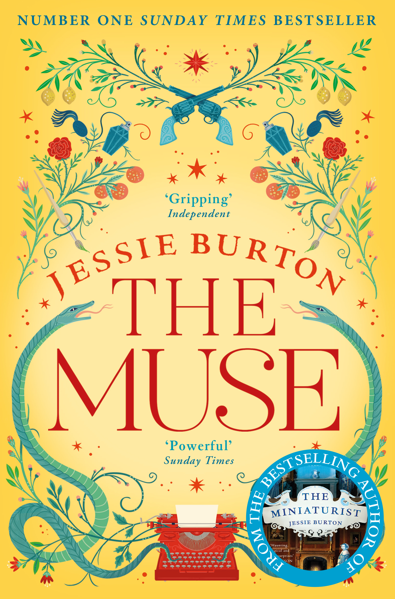 The Muse, 2018 Cityread