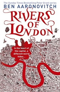 Rivers of London, 2015 Cityread
